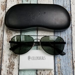 RB3549 006/9A Ray Ban Polarized Sunglasses/VII537